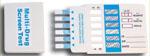 6 Drug Test Card (COC/AMP/mAMP/THC/OPI/MDMA)