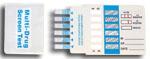6 Drug Test Card (COC/AMP/mAMP/THC/OPI/OXY)