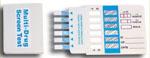 6-Drug Test Card (COC/AMP/mAMP/THC/OPI/PCP)