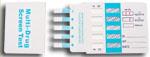 5-Drug Test Card (COC/AMP/THC/OPI/BZO)